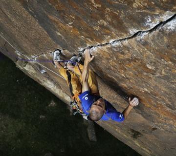 Стив Макклюр: силовая выносливость для скалолазов