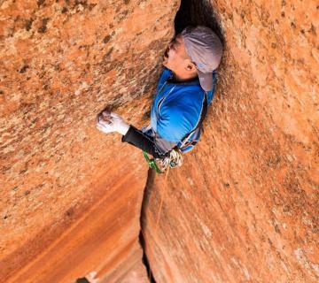 Красивое скалолазание и этика поведения на скалах.