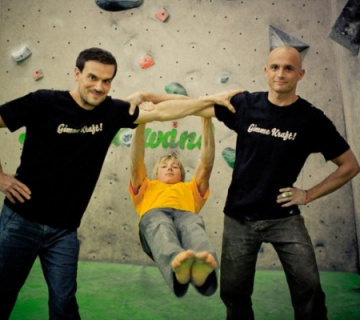 Общий взгляд на тренировки в скалолазании от тренеров Алекса Мегоса